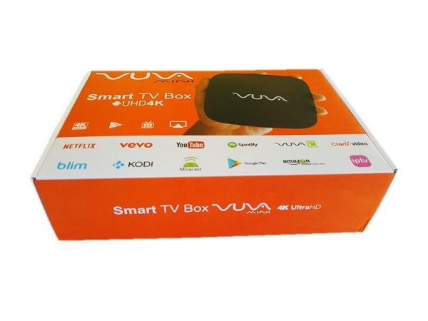 Smart TV Box Vuva Mini Android